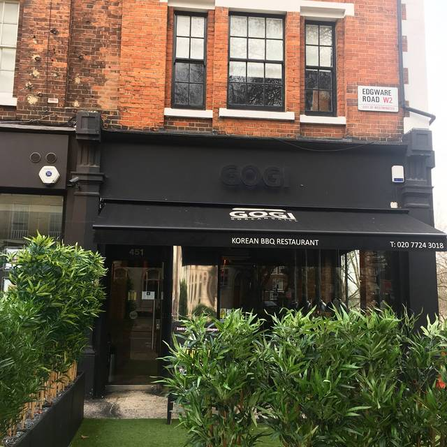 Gogi Restaurant, London