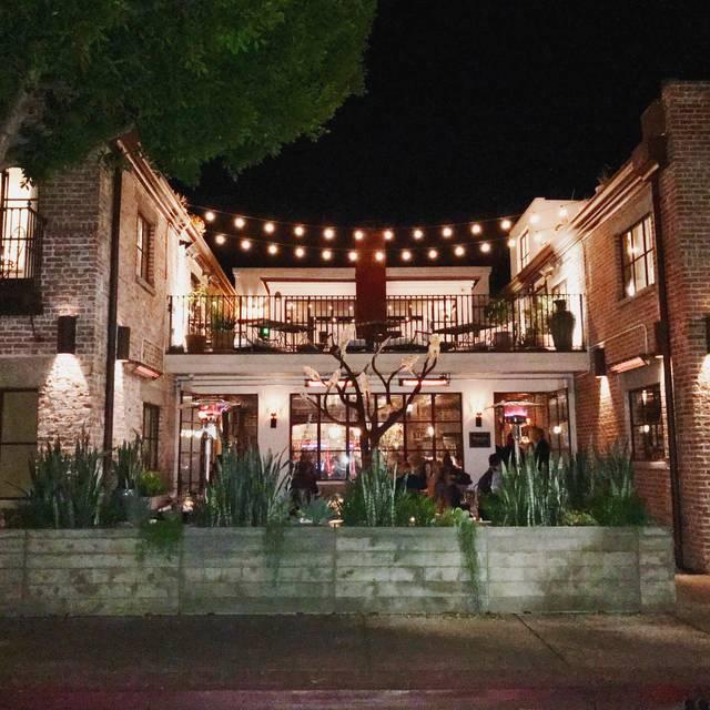 Granada Bistro, San Luis Obispo, CA