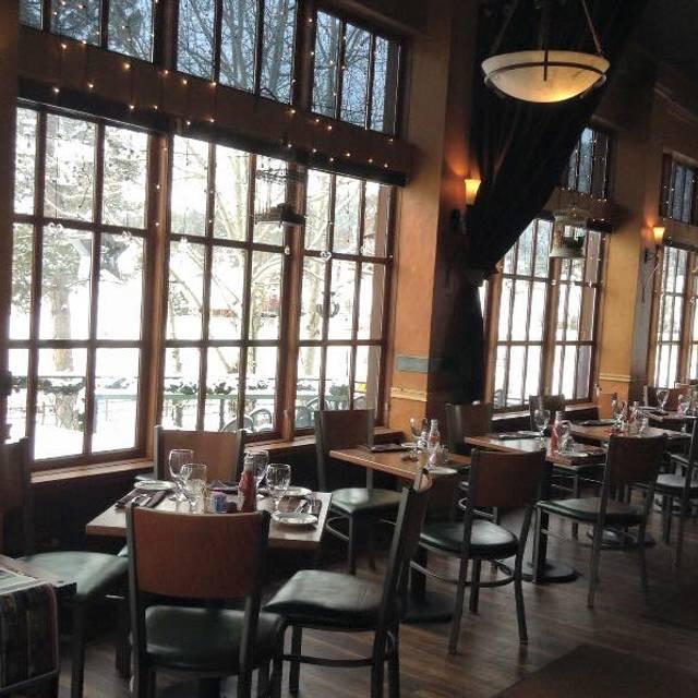 View - Willow Creek Restaurant, Evergreen, CO