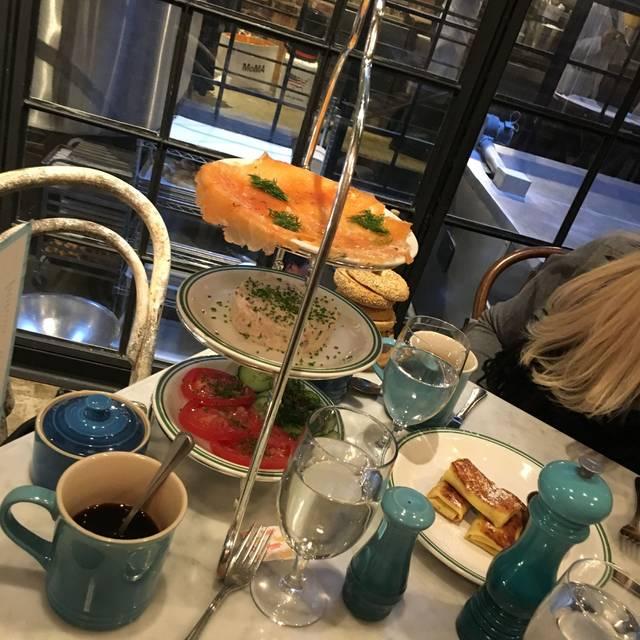 Sadelle's, New York, NY