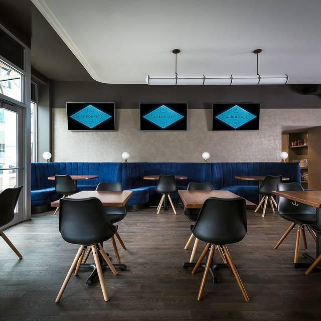 Carbon Arc Bar & Board, Chicago, IL