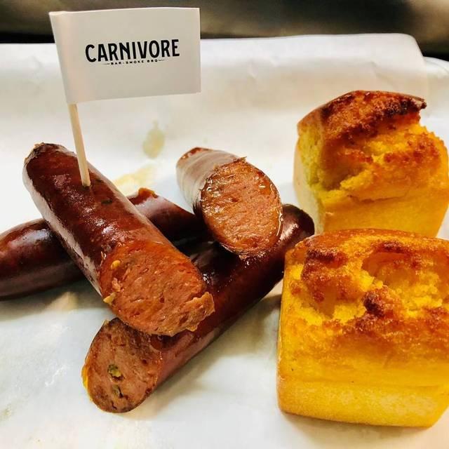 Carnivore Bar-Smoke BBQ