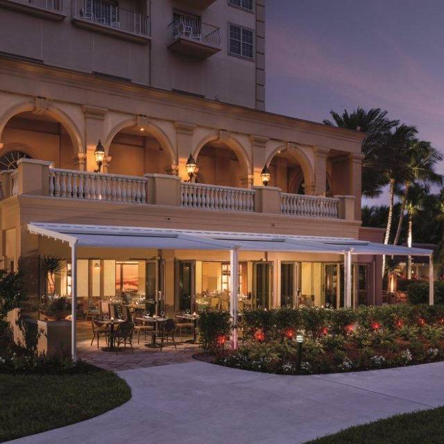 Terrazza Patio - Terrazza - The Ritz-Carlton, Naples, Naples, FL