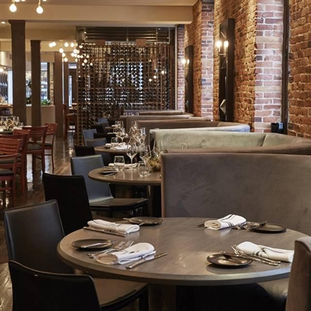 Verses Restaurant, Montréal, QC