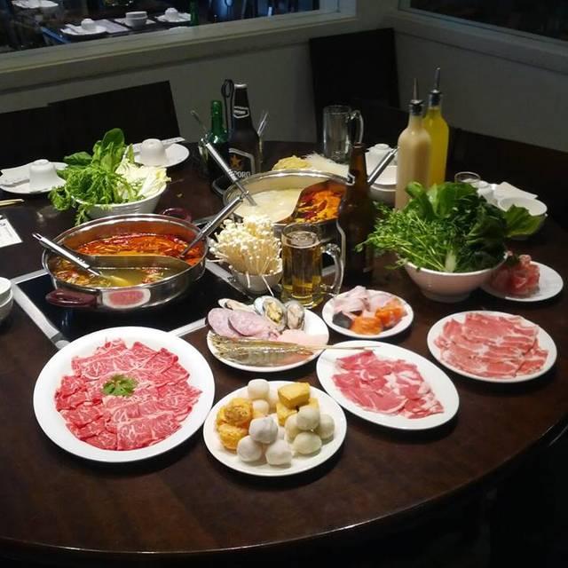 hot pot garden restaurant millbrae ca opentable