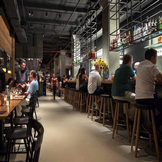 Obica Mozzarella Bar  Pizza e Cucina, New York, NY