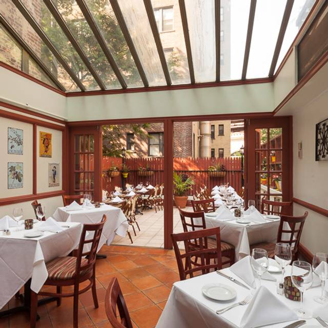 Mezzanine - Bistro Vendome - NYC, New York, NY