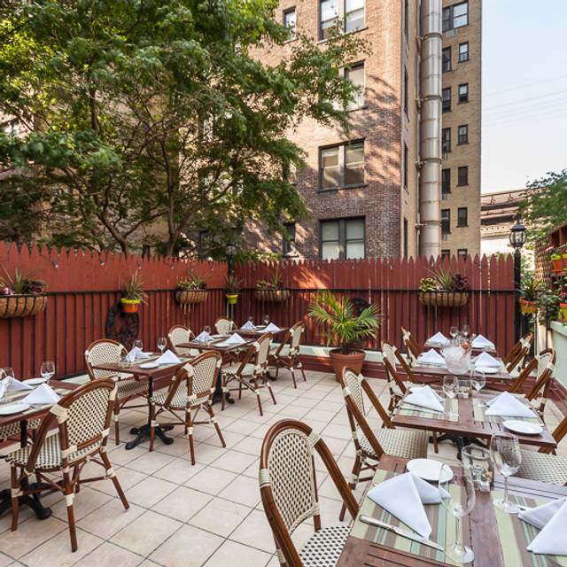 Terrace - Bistro Vendome - NYC, New York, NY