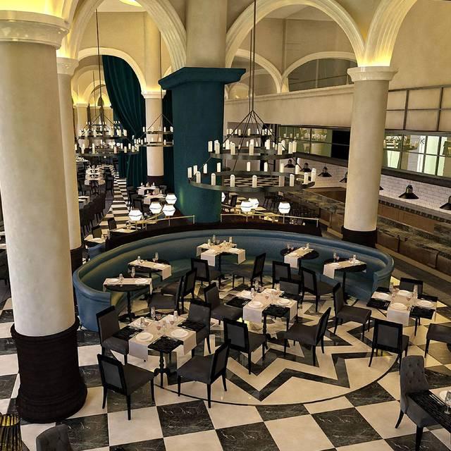 GBR - Dukes Hotel Dubai, Dubai, Dubai