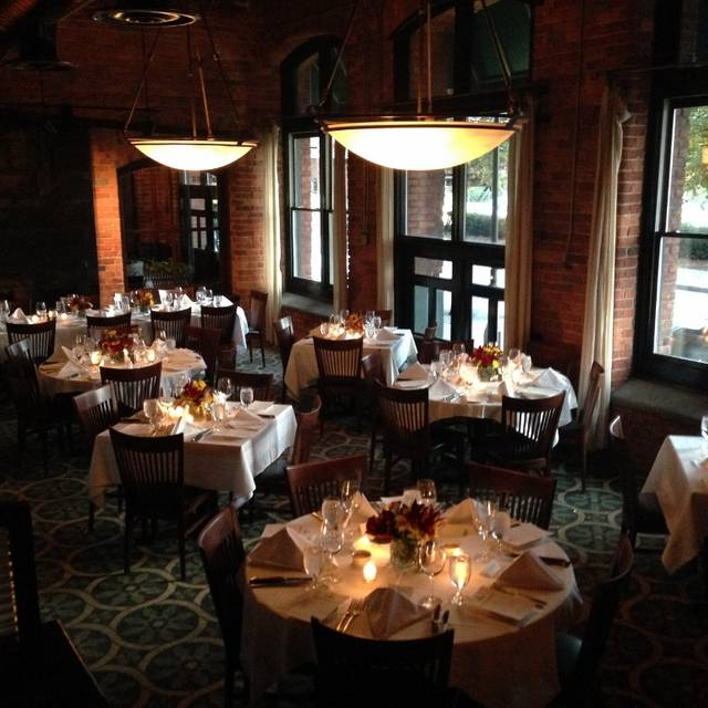 Bookbinder's Seafood and Steakhouse, Richmond, VA