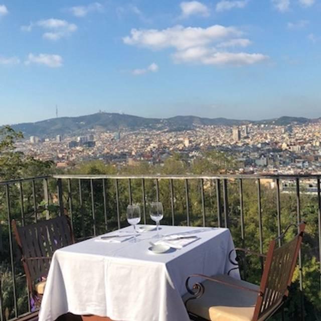 Restaurante Xalet de Montjuïc