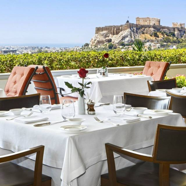 Gb Roof Garden Restaurant Athens Central Greece Opentable