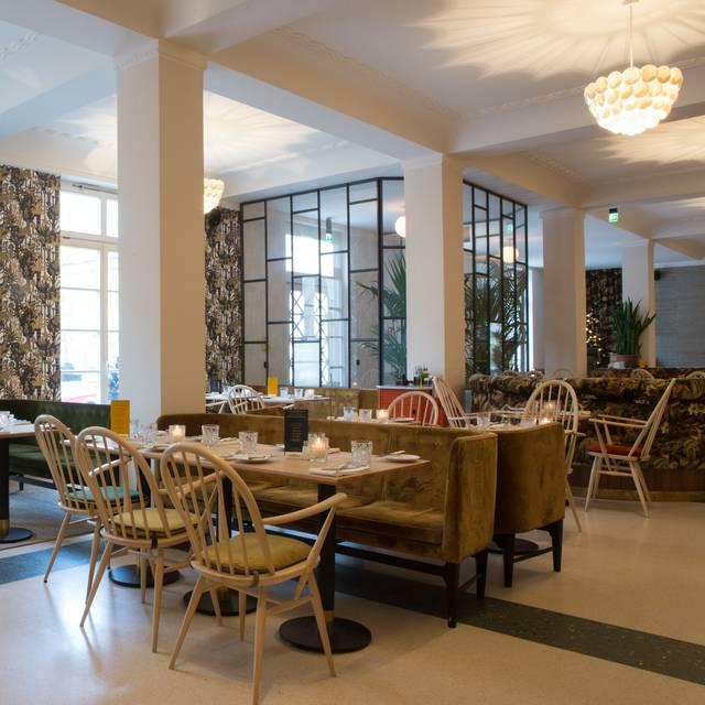 Restaurant - Cafe Reitschule, München, BY