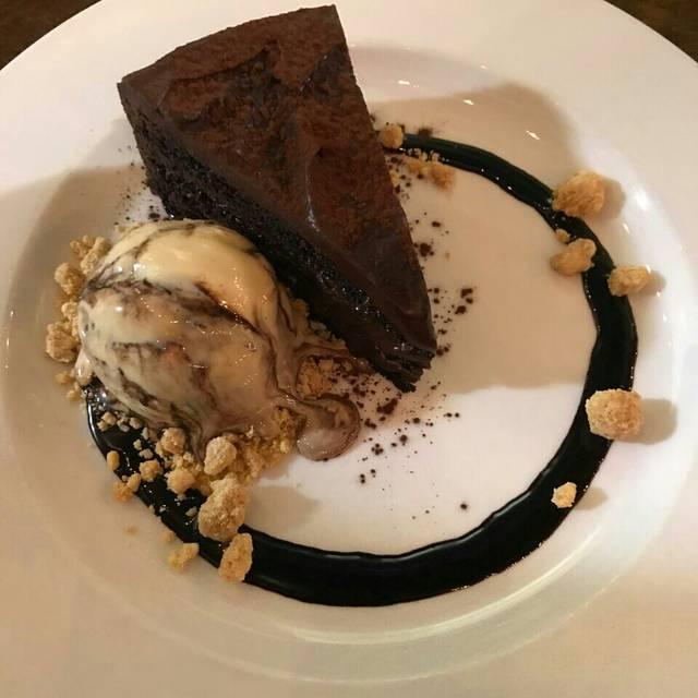 Chocolate Stout Cake - Olympia Provisions Northwest, Portland, OR