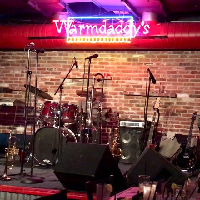 Warmdaddy's, Philadelphia, PA