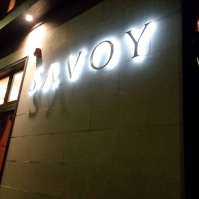 SAVOY Restaurant & Wine Bar, Pittsburgh, PA
