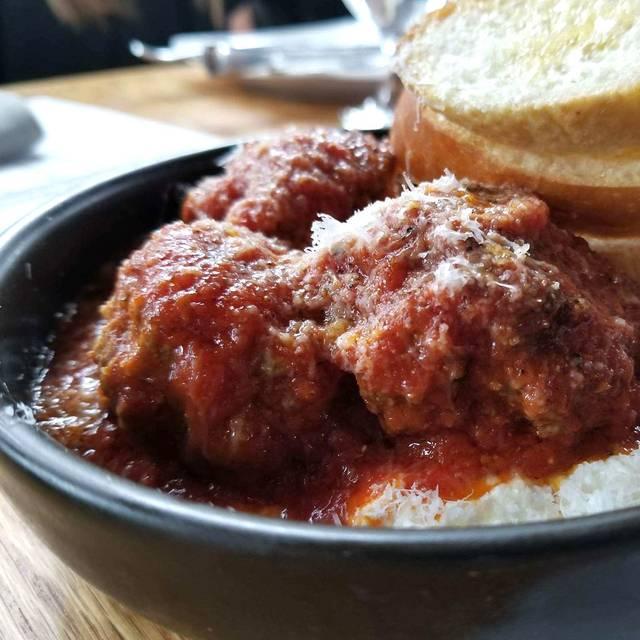 Meatballs - Pazzo Uptown, Dallas, TX
