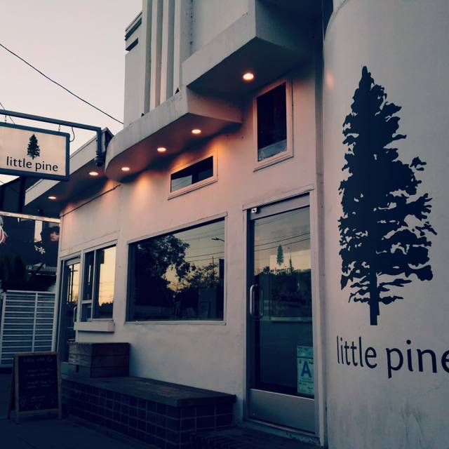 Little Pine, Los Angeles, CA