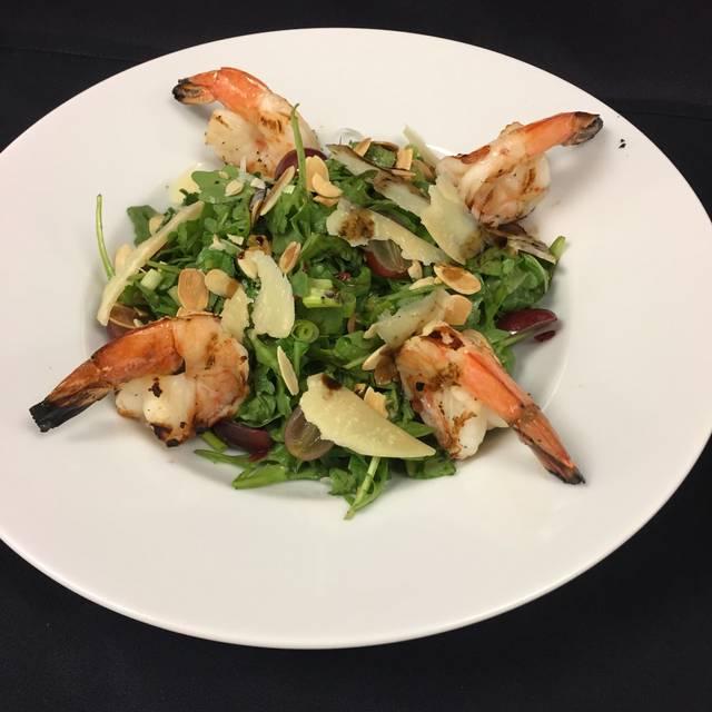Grilled Shrimp Salad - NM Cafe at Natick - Neiman Marcus, Natick, MA