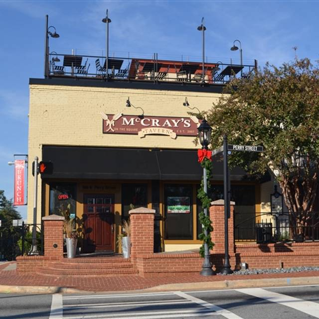 McCray's Tavern on the Square, Lawrenceville, GA