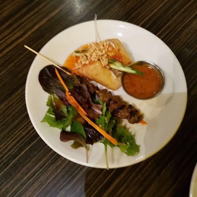 Kaya Malay Bistro, Vancouver, BC
