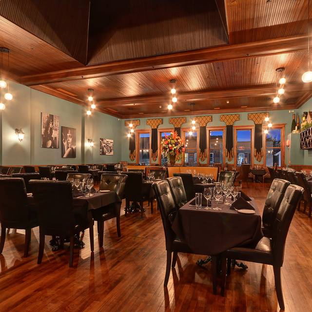Main Dining Room - Opera House Steak and Seafood, Plainfield, IL