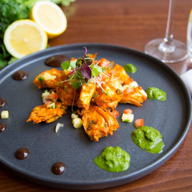 Jackfruit And Paneer Fritters - Pure Indian Cooking, London