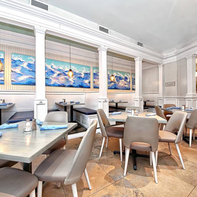 Dinning Room 1 - Beach House Cafe, Old Greenwich, CT