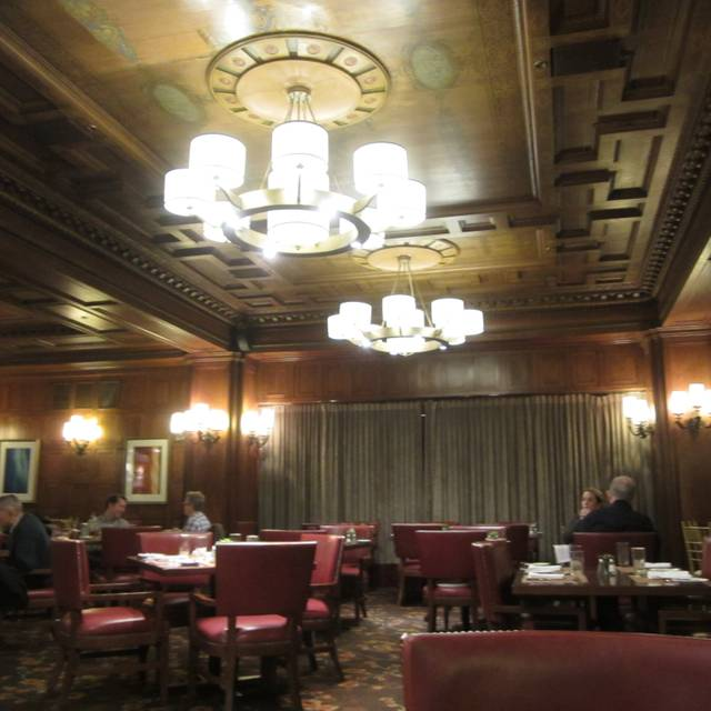 The Oak Room - The Westin St. Francis, San Francisco, CA
