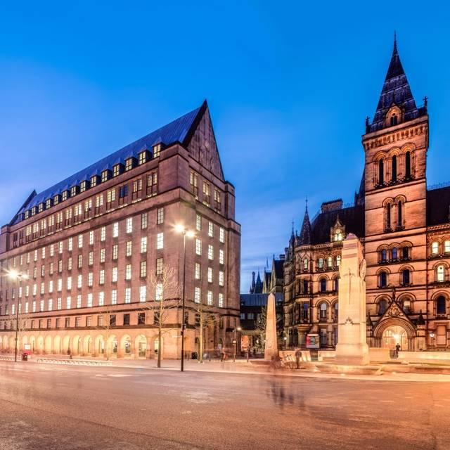 Manchester - Greggs Manchester, Manchester