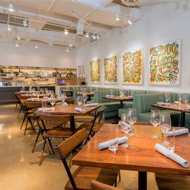 Unconventional diner restaurant washington dc opentable - Table restaurant washington dc ...