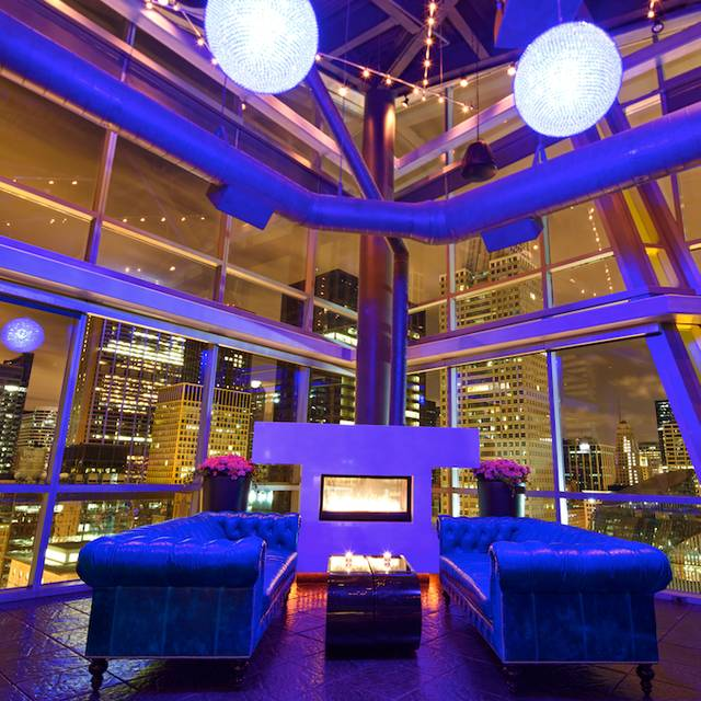Living Room - ROOF on theWit, Chicago, IL