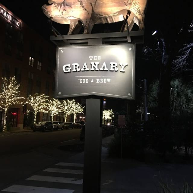 The Granary 'Cue & Brew, San Antonio, TX