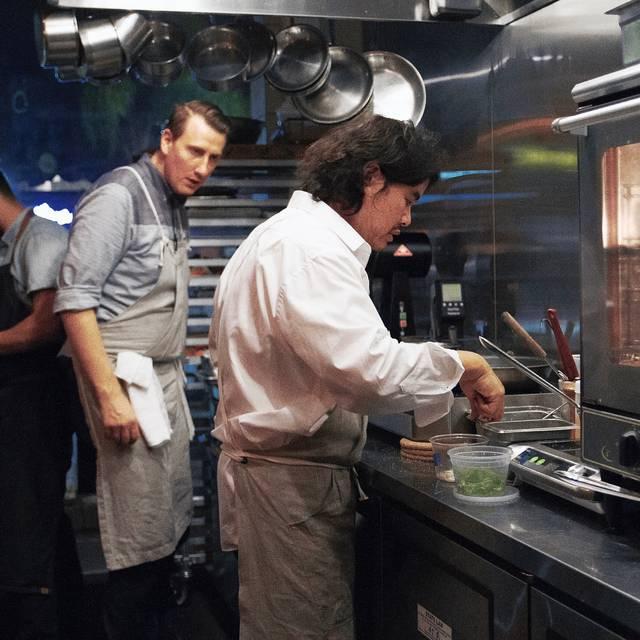 Le Comptoir - Kitchen Team - Le Comptoir, Los Angeles, CA