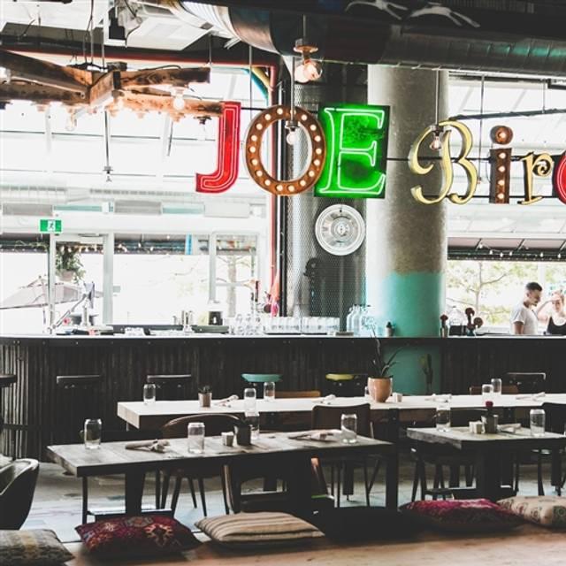 Joe Bird, Toronto, ON