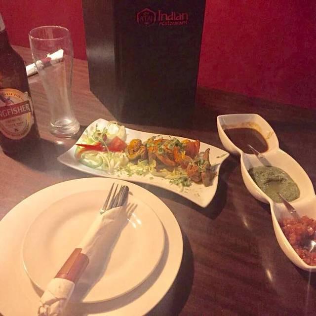 Ataj Indian Restaurant Kissimmee