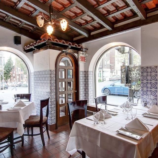 Restaurant L'Étoile de L'Océan, Montréal, QC