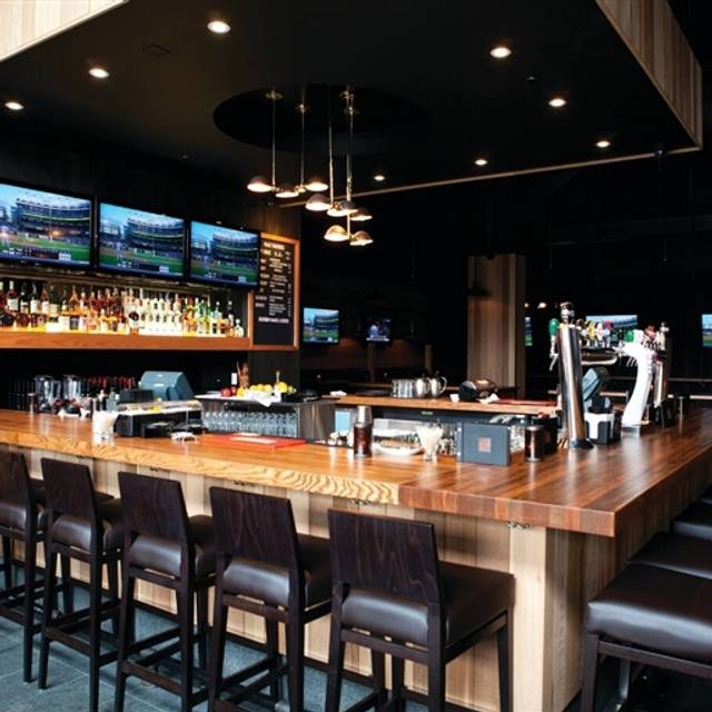 match eatery and public house cascades restaurant. Black Bedroom Furniture Sets. Home Design Ideas