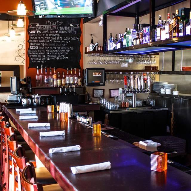 Urban Grill Wine Bar