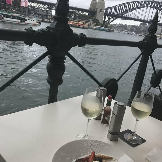Sydney Cove Oyster Bar - Circular Quay, Sydney, AU-NSW