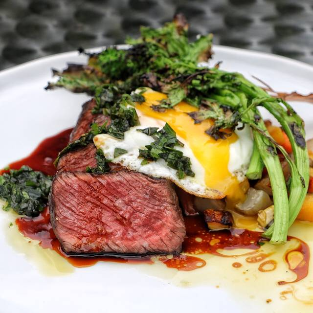 Steak And Eggs - Restaurant North, Armonk, NY