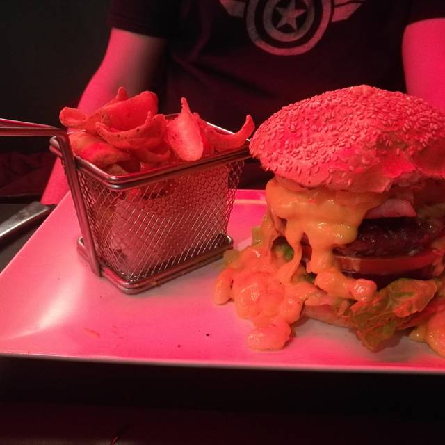 Belted Burgers, Edinburgh