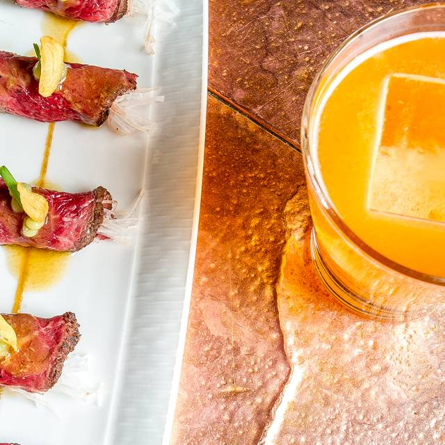 Tataki & Naked Famous - Jimmy's An American Restaurant & Bar, Aspen, CO