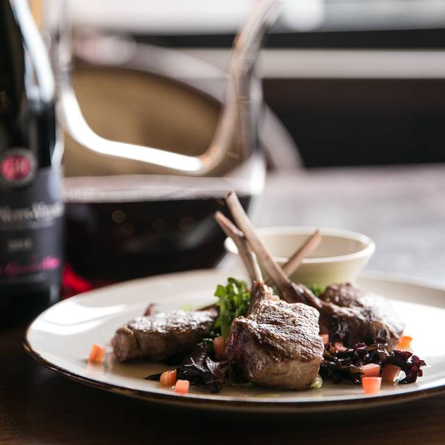Baby Lamb And Wine - Jimmy's An American Restaurant & Bar, Aspen, CO