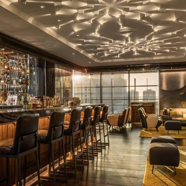Luna Sky Bar / Four Seasons / Dubai, Dubai, Dubai