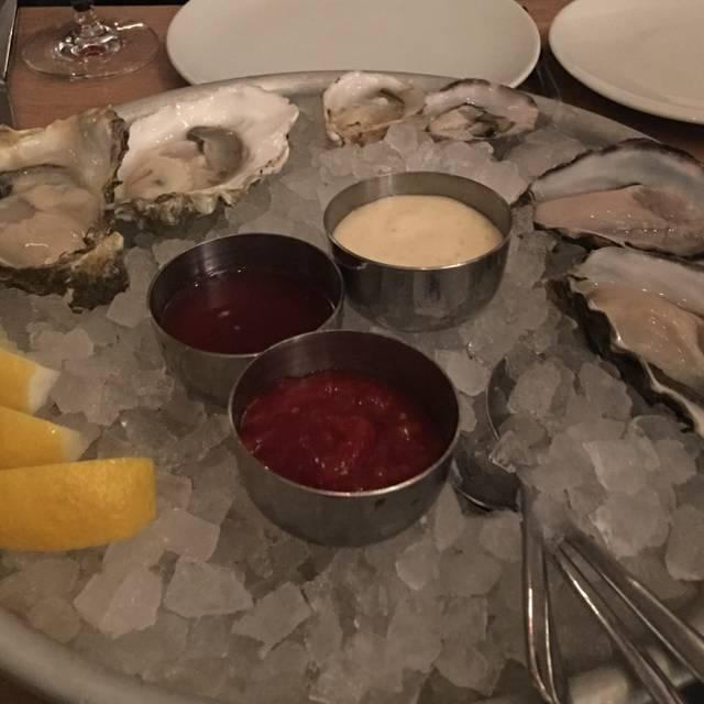 Boulevard Kitchen & Oyster Bar, Vancouver, BC