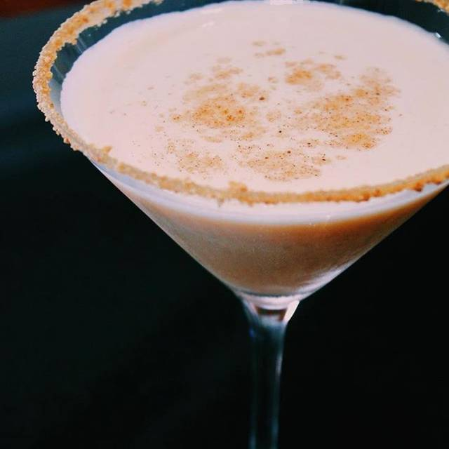 Pumpkin Pie Martini - Level III, San Francisco, CA