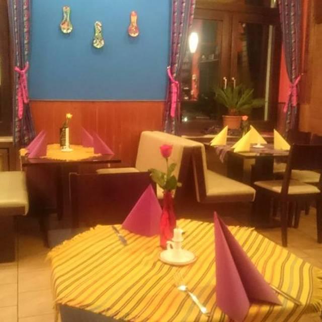 Restaurant Fonda de Santiago, Frankfurt am Main, HE
