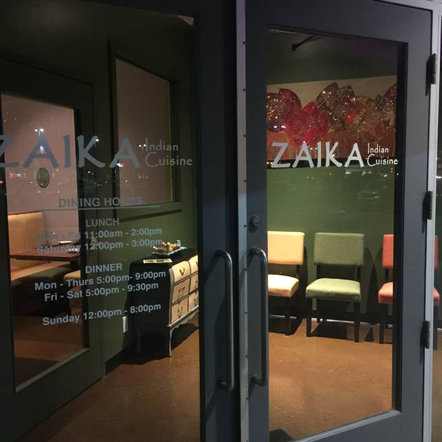 Zaika - Littleton, Littleton, CO