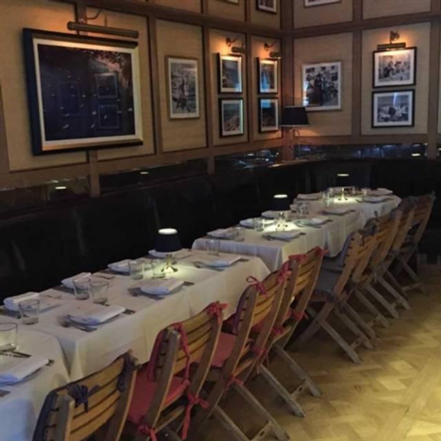 Chucs Restaurant & Cafe - Dover Street, London